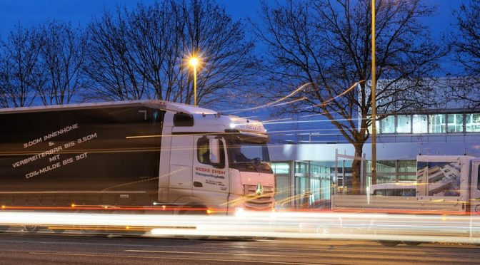 Firmy oferujące transport