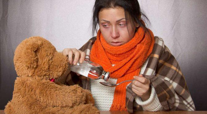 Niebezpieczna grypa
