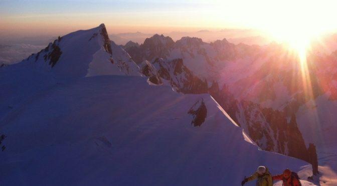 Przystępne cenowo wycieczki na Mont Blanc