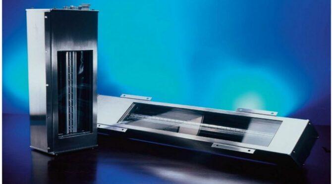 Systemy typu UV do utwardzania w przemyśle.